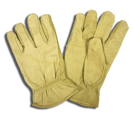 Global Glove 3100P-L Premium Pigskin Driver Keystone Thumb Large