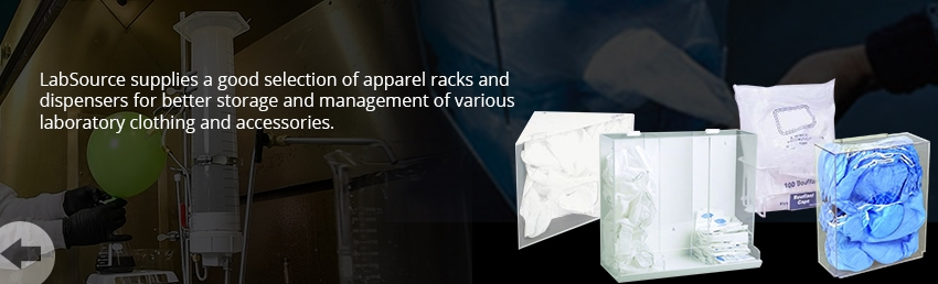 Apparel Racks and Dispensers