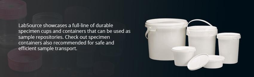 Specimen Cups
