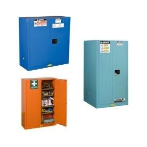 Safety Cabinets and Cans